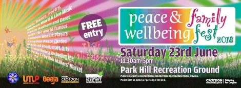 Festival of Peace Park Hill