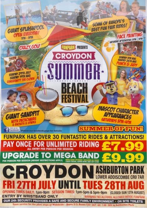 CroydonBeachFestival