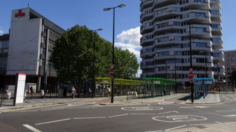 East Croydon Bus Station
