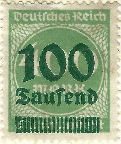 GermanInflationStamp