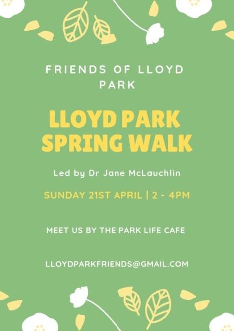 LloydParkSpringWalk