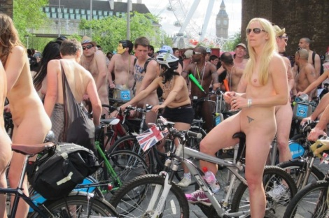 WorldNakedBikeRide