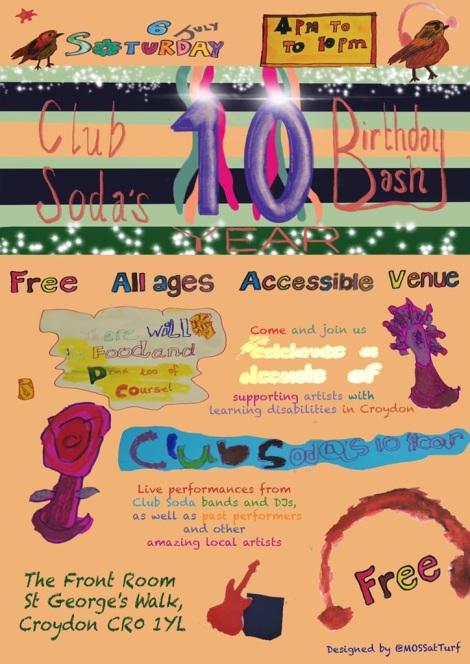 ClubSoda10thBirthday