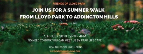 LloydParkWalk7July