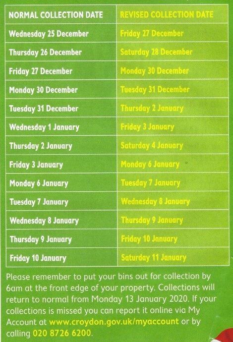 ChristmasRubbishCollectionDates2
