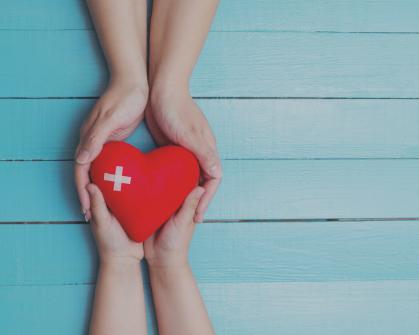 heart hands orginial